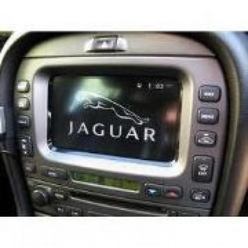 Jaguar X Type S Type Xj Type Navigation Europe 2012 Sat